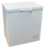 158L 7 cm thick insulation layer chest freezer