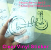 Outdoor Clear Vinyl Stickers