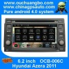 Ouchuangbo S150 Android 4.0 System Car GPS Head Unit for Hyundai Azera 2011 Wifi/3G Host TV Radio Stereo Player