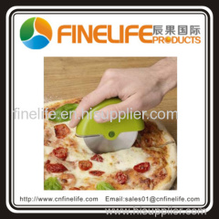 promotional stainless steel pizza cutter
