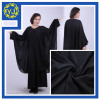 black abaya design dyed fabric china supplier