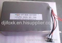 36V 12AH Electric Bike Lithium Batteries For Electric Skateboard/e-bike/e-motorcycle