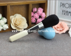 No Brand Makeup Powder Brush Short Handle Makeup Brush