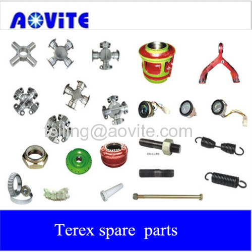 Terex earthmoving dump truck spare parts