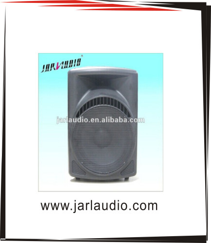 Sound Active Speaker With Analogue Amplifier