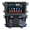 Wholesale Cheap Automotive Video Android Systems Ford Edge 2014 Unit In-dash Car Dvd Player GPS Radio BT