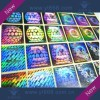 3D hologram anti-counterfeiting sticker