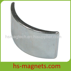 Neodymium permanent ARC magnets