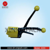 sealless hand strapping tool steel