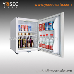 Yosec 40L silent minibar-Absorption Refrigerator for hotel guestroom