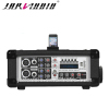 2 channel power mixer with MP3 player/ audio mixer