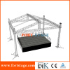 Outdoor exhibition display stage truss portable truss