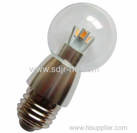 super bright G45 3w aluminum led global candle bulb lamp