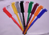Medical disposable plastic colourful wrist band