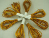 Fashion Gold Elastic Cord