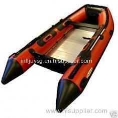 Inflatable Sports Boat Play On Water Park, On the Pool , On the Ocean , On the Lake
