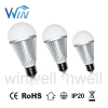 7W 9W 12W Samsung dimmable LED bulb