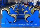 100 Tons Self-aligning Pipe Tank Turning Rolls For Chemical Equipment