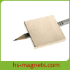 Medium Neodymium Block Square Magnet