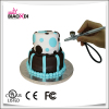 Airbrush cake decorating kit