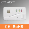 LCD display free standing co detection alarm