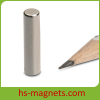 Long Cylinder Rod NdFeB Magnet