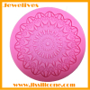 silicone cake decorating mold