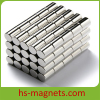 NiCuNi Coating Neodymium Rare Earth Rod Magnet