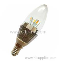 samsung 5630SMD 4w led candle bulb lamp 360 degree