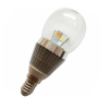106mm 4w led candle flame bulb lamp super bright 310lumen