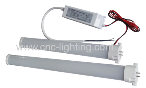 Single Ended Plug-in GX10Q LED Tube (8-22W)