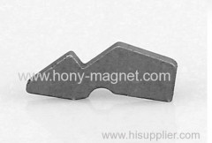 Strong permanent custom neodymium magnet