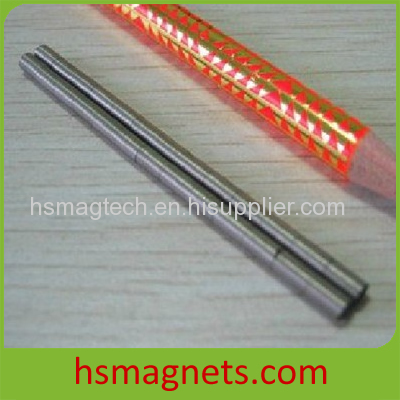 Rod Cylinder SmCo Rare Earth Magnets