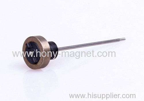 High performance SmCo magnet rotor