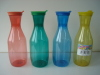 Plastic water jug Juice jug 1.7L colors