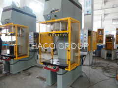 Hot stamping hydraulic press 100T