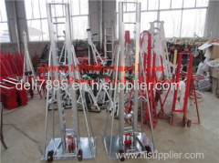 Cable Drum Jacks Tripod cable drum trestles made of steel