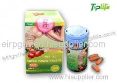 Meizi Botanical Slimming Capsule Super Power Fruits With Daidaihua Formula For Slimming