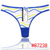2014 new cotton lady thong candy color hot g-string sexy Underpants girl t-back lady panties women underwear lingerie in