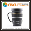 Camera 17-55mm lens coffee cup mug with Handle