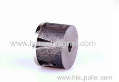 Permanent sintered neodymium holding magnets