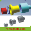 Magnetic coupling for permanent magnet motor