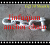 Swivel Grour Joining Shackle Anchor Chain Accessories