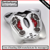 best Halloween gifts low frequency foot massager body acupuncture foot massager with electrode pads