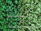 Soft Olive Green Baseball Artificial Grass TenCate Thiolon Polypropylene Synthetic Turf