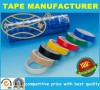 OEM FACTORY 8 colors single sided cloth tape