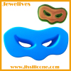halloween silicone cake mold mask shape