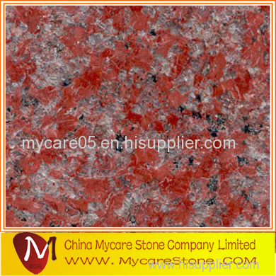 mainland red granite tiles and slab