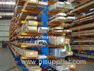 Industrial double - deep shelf racking systems 1000KG customized pallet racking system