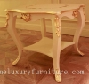 Side tabe wood table end table living room table corner table classical table
